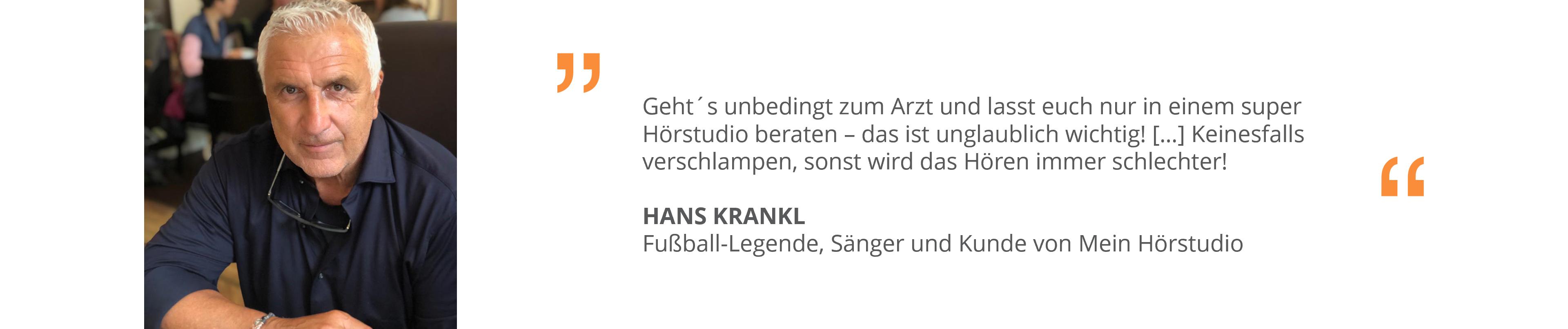Hans Krankl im Interview