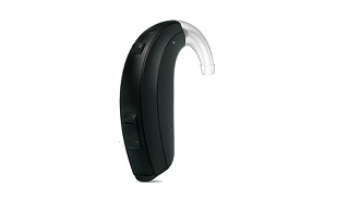 Hinter dem Ohr Hörsystem (HdO)
